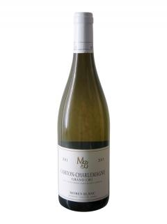Corton-Charlemagne Grand Cru Morey-Blanc 2011 Bouteille (75cl)