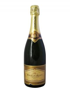 Champagne Raoul Collet Carte d'Or 1986 Bouteille (75cl)