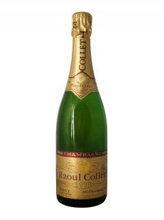 Champagne Raoul Collet Carte d'Or 1975 Bouteille (75cl)