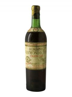 Domaine Raymond Louis 1937 Bouteille (75cl)