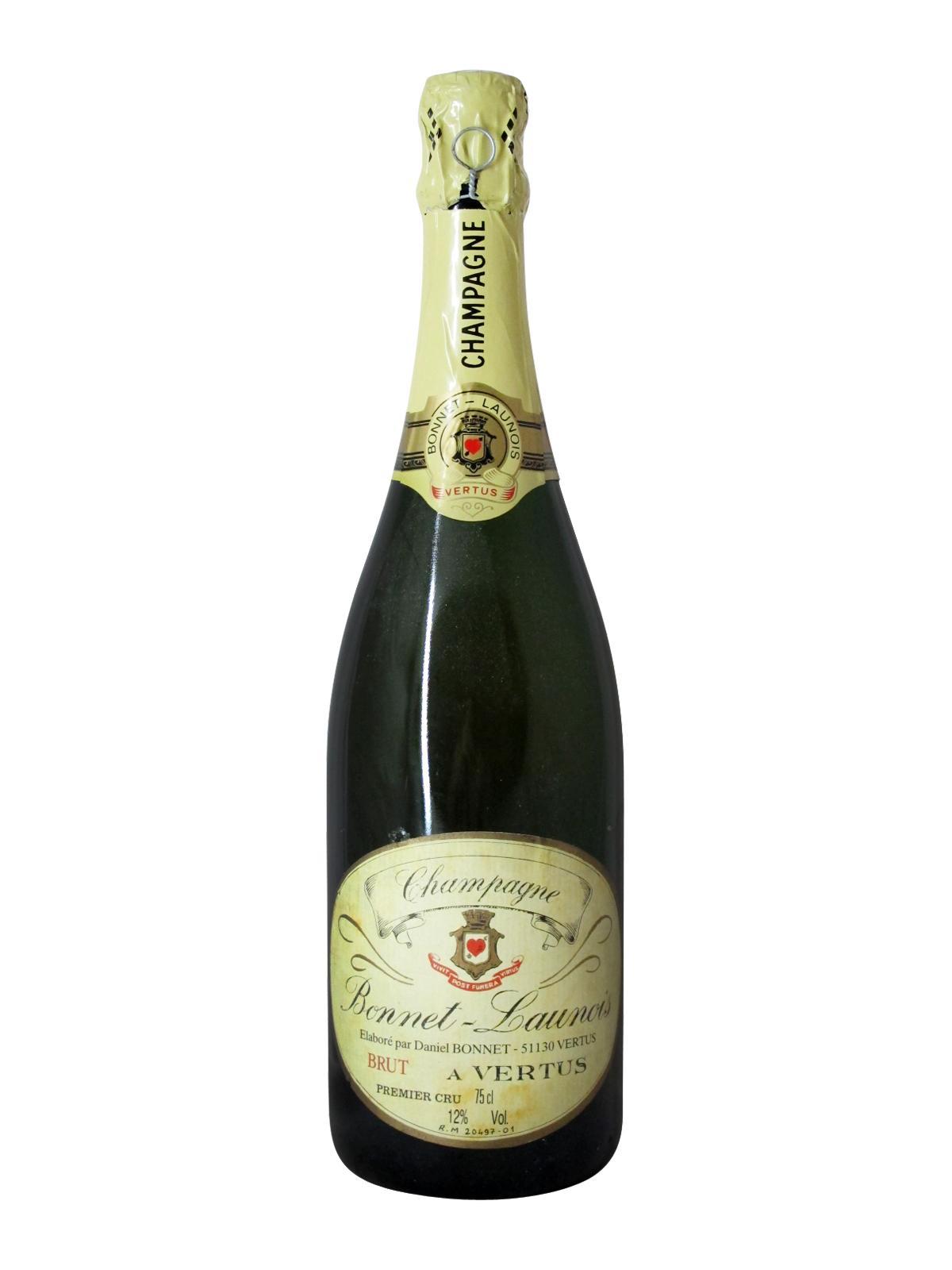 Champagne launois millesime