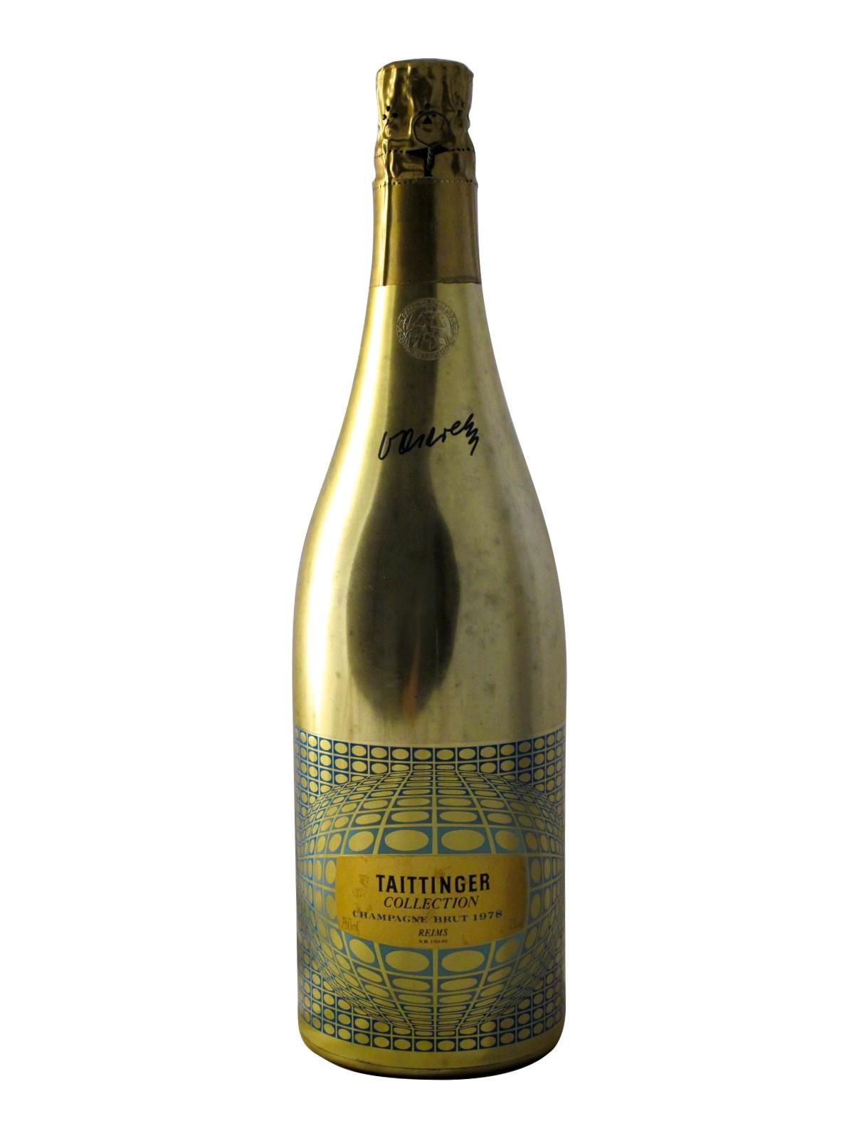Champagne millesime 1978