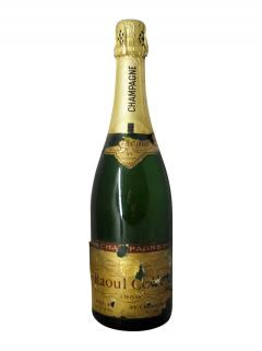 Champagne Raoul Collet Carte d'Or Brut 1980 Bouteille (75cl)